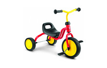 Puky Tricycle Fitsch tricycle Enfant rouge